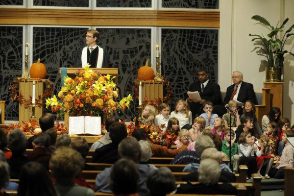 Fernwood Baptist Church Hosts 2013 Spartanburg Community Thanksgiving Service