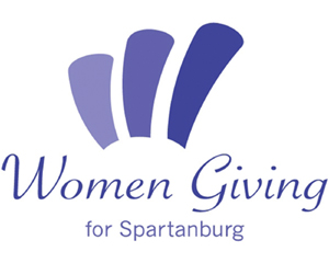 Women Giving For Spartanburg Logo