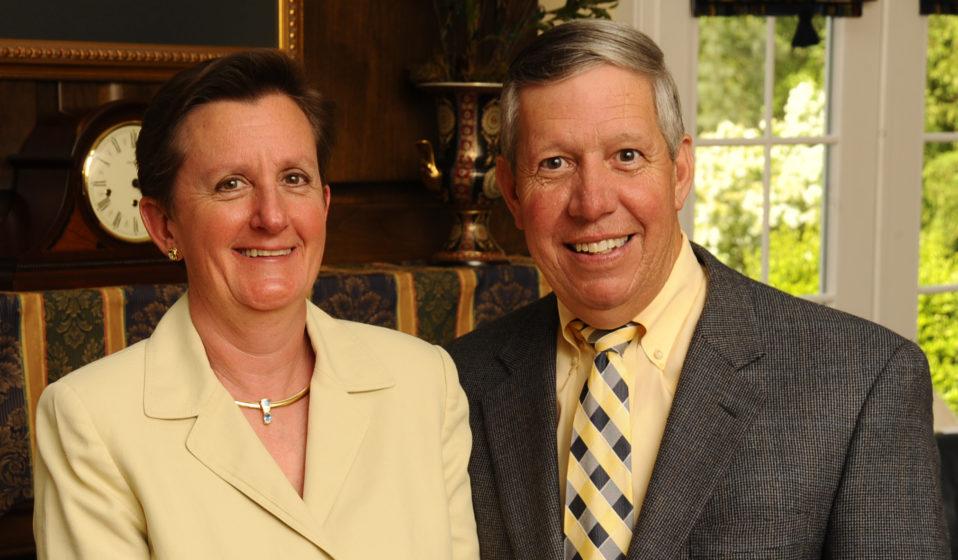 Tom and Ceci Arthur
