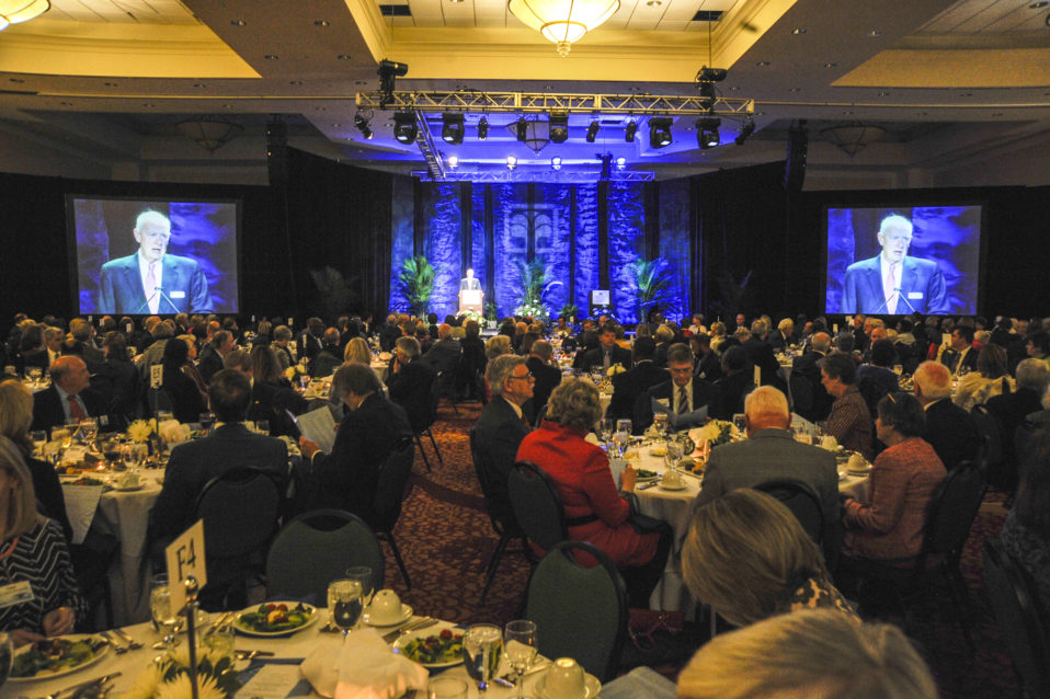 The Spartanburg County Foundation 2013 Annual Meeting