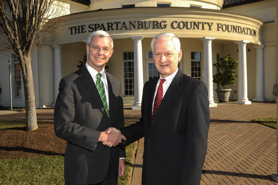 Troy Hanna Chosen to Lead The Spartanburg County Foundation