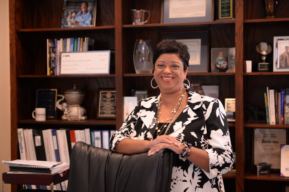 Mary L. Thomas Named Top Three Finalist for Council on Foundations' Distinguished Service Award