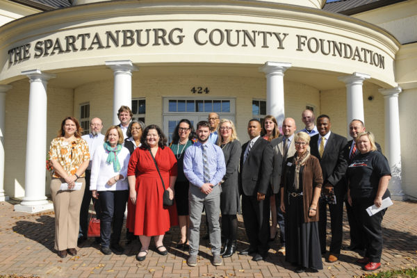 The Spartanburg County Foundation Awards $101,500 to Twelve Nonprofit Organizations