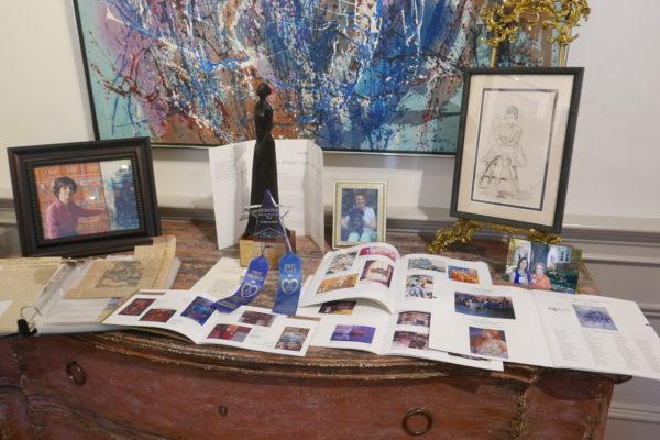 Dr. Betty Bramlett Art Sale