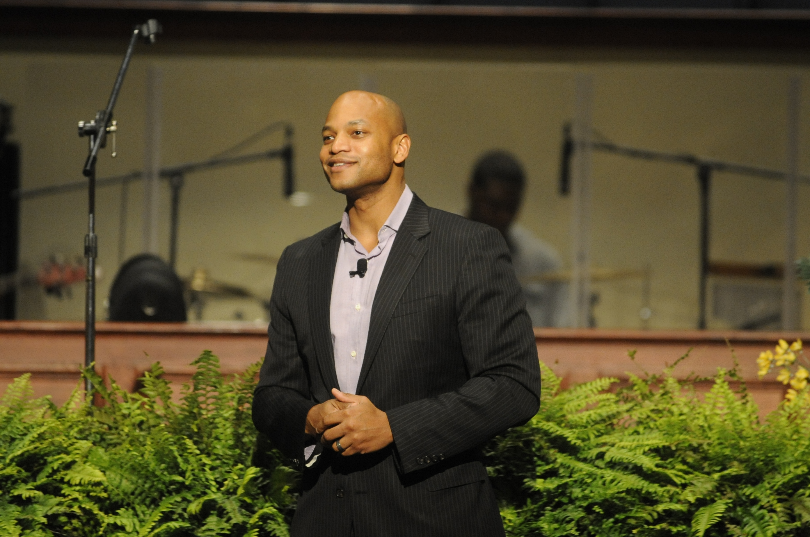 """An Evening with Wes Moore,"" Cornerstone Baptist Church, March 8, 2016"
