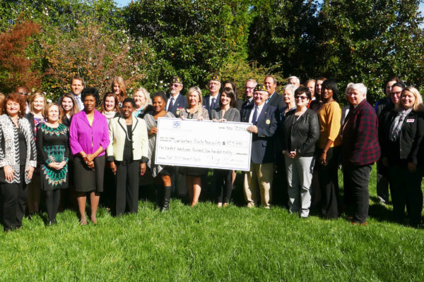 The Spartanburg County Foundation Awards $129,490 to Fifteen Nonprofit Organizations