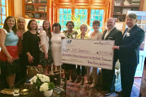 The Spartanburg County Foundation 2017 Grantees