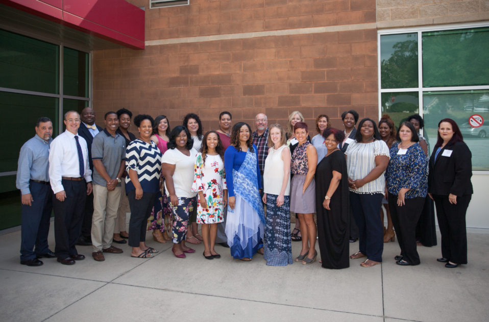 The Spartanburg County Foundation Grassroots Leadership Development Institute