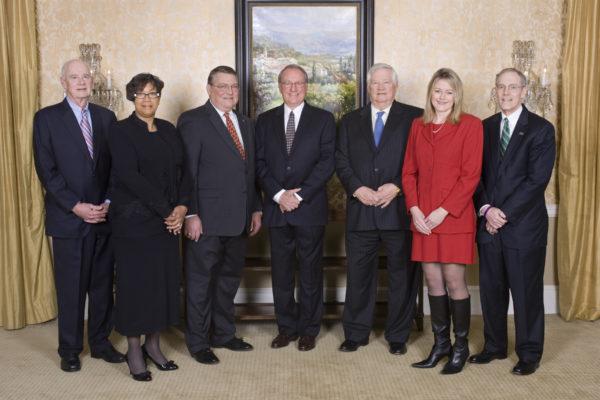 The Spartanburg County Foundation Trustees Emeriti