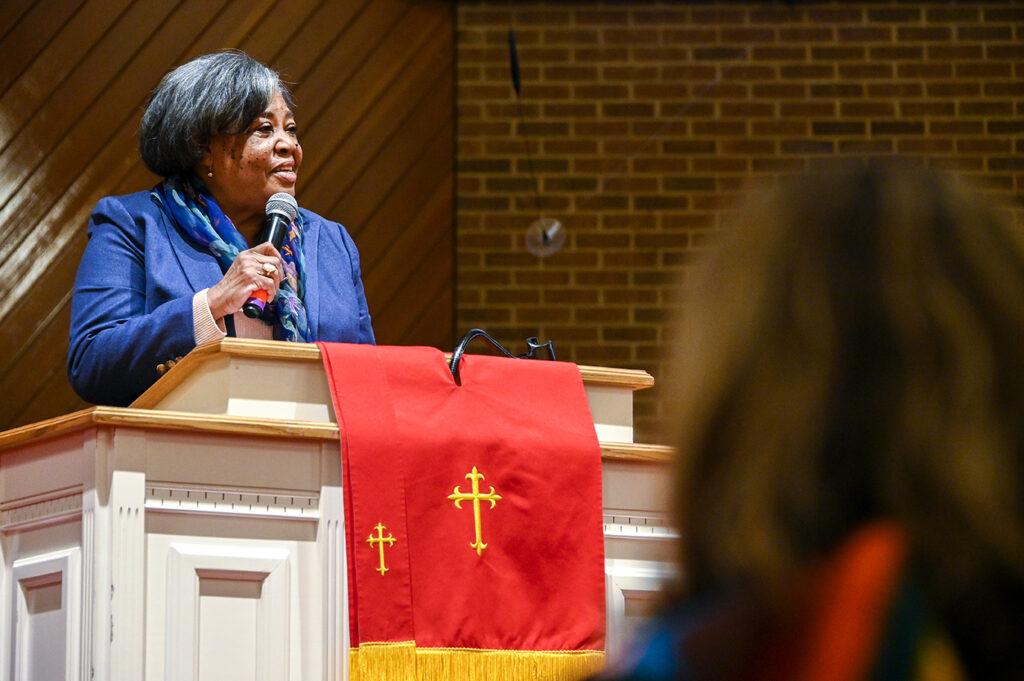 2020 Spartanburg Community Thanksgiving Service